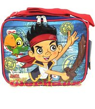 Jake the Netherlands Pirate Lunch bag lunchbox, NEW