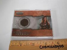 Xena Warrior Princess costume card C12 Jennifer Sky Amarice