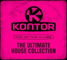 KONTOR TOP OF THE CLUBS-THE ULTIMATE HOUSE COLL.  3 CD NEW!