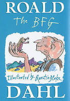 The BFG by Dahl, Roald, Acceptable Used Book (Hardcover) FREE & FAST Delivery!