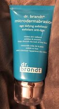 NEW Dr Brandt Microdermabrasion Age Defying Exfoliator 2oz Renew Polish Smooths