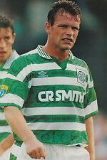 Foto de fútbol > John Hughes Celta 1995-96