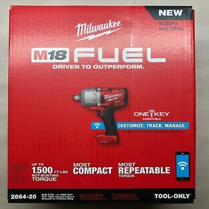 Milwaukee 2864-20 M18 3/4 High Torque Impact w/ friction ring New in box 2 DAY