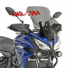 CUPOLINO SPOILER GIVI YAMAHA MT-07 TRACER 2016 D2130S CUPOLINO MT07 FUME'