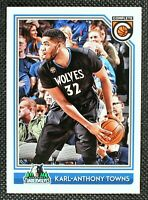 KARL ANTHONY TOWNS - 2016 Panini Complete Minnesota Timberwolves #353