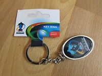 RUGBY League World Cup ENGLAND & WALES 2013 Metal Keyring