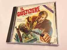 IL GIUSTIZIERE / MILANO ODIA: LA POLI... (Morricone) OOP Score OST Soundtrack CD