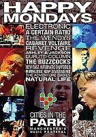 Happy Mondays - At Cities In The Park (DVD, 2012)