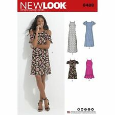 simplicity Adult Dress Sewing Patterns