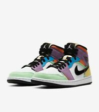 AIR JORDAN 1 MID 'LIGHTBULB' UK6/US7/EU40