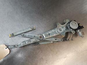 NISSAN MICRA RIGHT FRONT WINDOW REG/MOTOR K13, POWER, 2 PIN TYPE, 11/10-12/16
