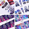 12 Patterns Nail Art Water Decals Dream Catcher Butterfly Transfer Stickers DIY