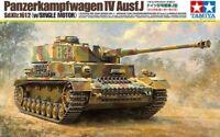 Tamiya 36211 1/16 Model Kit German Panzerkampfwagen Panzer IV Ausf.J w/380 Motor