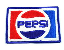 Pepsi Cola Logo USA Uniform Aufnäher Emblem Patch Bügelflicken 9 x 6 cm