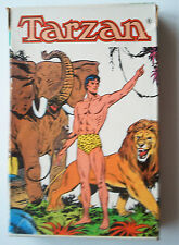 Kartenspiel von Tarzan in Box 1979 Kinderspiel Comicmotive