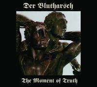 Der Blutharsch - The Moment Of Truth 2CD Death In June Blood Axis Von Thronstahl