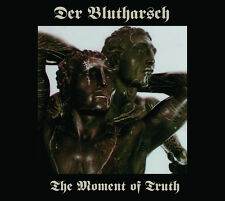 Der Blutharsch - The Moment Of Truth 2CD Death In June Blood Axis Von Thronstahl