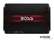 BOSS AUDIO PT2200 2 Kanal Verstärker Endstufe Amplifier Car Auto KFZ LKW PKW NEU