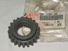 YAMAHA 5BF-17241-00 4ème pignon secondaire WR400F 1998-2002 WR426F 2001-2002