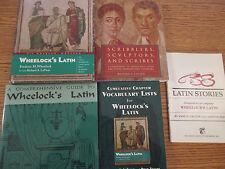 Wheelock's Latin set (6th edition)