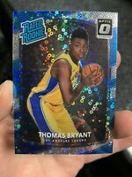 2017-18 Donruss Optic Fast Break Prizm Thomas Bryant Rookie #160 Wizards HOT!!!
