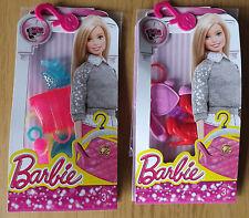2x Mattel Barbie Doll Fashion Accessories Shoes mini set Brand New!