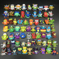 20pc/30pc Lot Superzings Series 1 2 & 3 Random mini figure super zings toy gifts