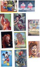 10 Stickers Disney, Carrefour, 2017