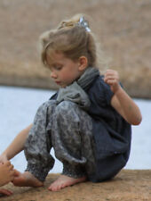 NWT FILIA & FILIUS Girl size 12 BOUTIQUE KLARA Gray Pleated Shirt & Pant OUTFIT