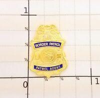 US Border Patrol Special Agent MINI PIN Hat Tack Tie CBP SOG BORTAC USBP