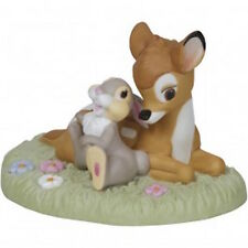 Disney Precious Moments 142707 Bambi & Thumper Figurine New & Boxed