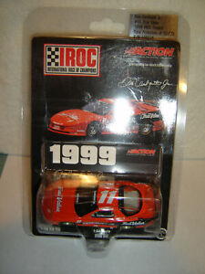 #11 Dale Earnhardt Jr. TRUE VALUE 1999 IROC FIREBIRD Orange 1/64 Action NEW