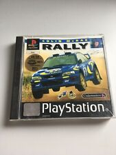 PS1 Colin McRae Rally mit Anleitung Playstation 1 Spiel
