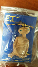 E. T. The EXTRA-TERRESTRIAL 1982 PENDANT/NECKLACE SEALED ON CARD!