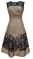 Phase Eight / 8 Audley Lace fit and flare dress Size 12 RRP £150!!!