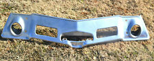 ORIGINAL FRONT BUMPER FOR 1971 OLDSMOBILE CUTLASS CONVERTIBLE  FITS 1972