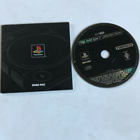 Ridge Racer Type 4 Collector's Demo / Sleeve Playstation 1 PS1 PS2 / SCED-01982