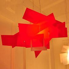 Simple Big Bang Suspension Ceiling Light Pendant Lamp Acrylic Fixture Chandelier
