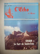 Algérie, Oran: Revue L'Echo de l'Oranie, N° 226: 05-06/1993, BE