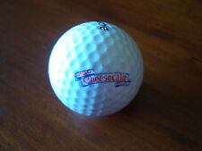 Logo Golf Ball-Jello Cheesecake Snacks.