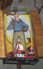 "THE A TEAM HANNIBAL COL JOHN SMITH 12"" ACTION FIGURE NEW"