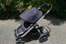 Baby Jogger City Select Pram Stroller - 2 seats plus skateboard