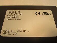 JSK Co Japan Control Engineering F10-001 I/O Device