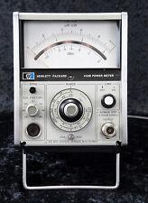 Agilent Keysight HP 435B Analog Power Meter w/ 001