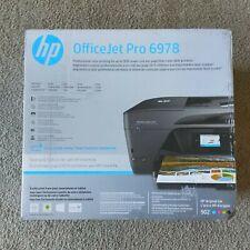 HP OfficeJet Pro 6978 All-in-One Wireless (2.4 GHz) Inkjet Printer [BRAND NEW]