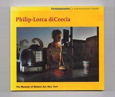 1995 Peter Galassi PHILIP-LORCA DICORCIA the True 1st edition MoMA PhotoBook