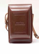 "Lipca ROLLOP 2,8 ""automatic"" Original Leder Tasche.   N.T.45"