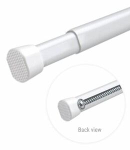 Oval Manual Tension Rod for Voile Net Curtains -Net Rods - Extendable Pole
