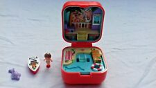 Vintage Polly Pocket Very Rare Lulu in Her Speedboat 1991 Complete