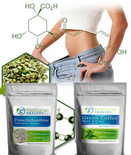 Green Coffee Bean capsules+ Trimethylxanthine Belly Fat burner weight loss pills